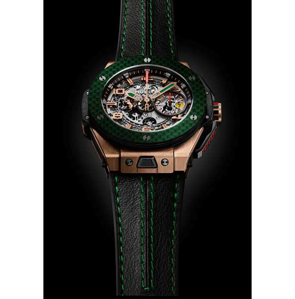 Replica De Hublot Big Bang Ferrari Mexico Limited Edition