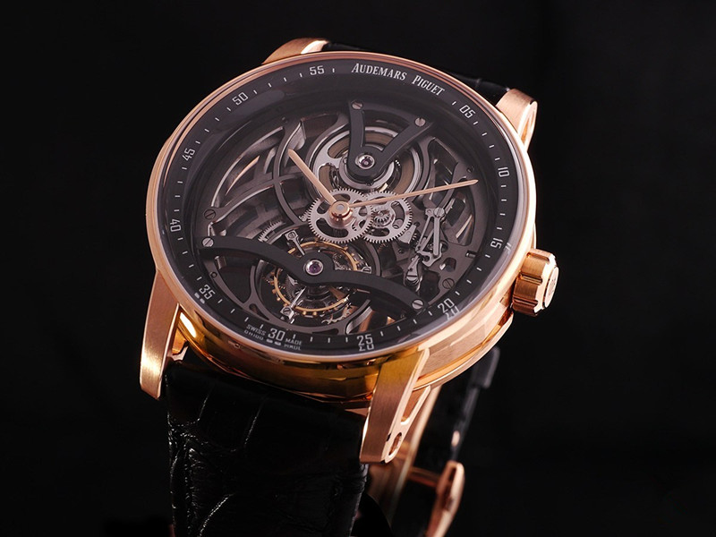 Audemars Piguet Code 11.59 Tourbillon Openworked Replica