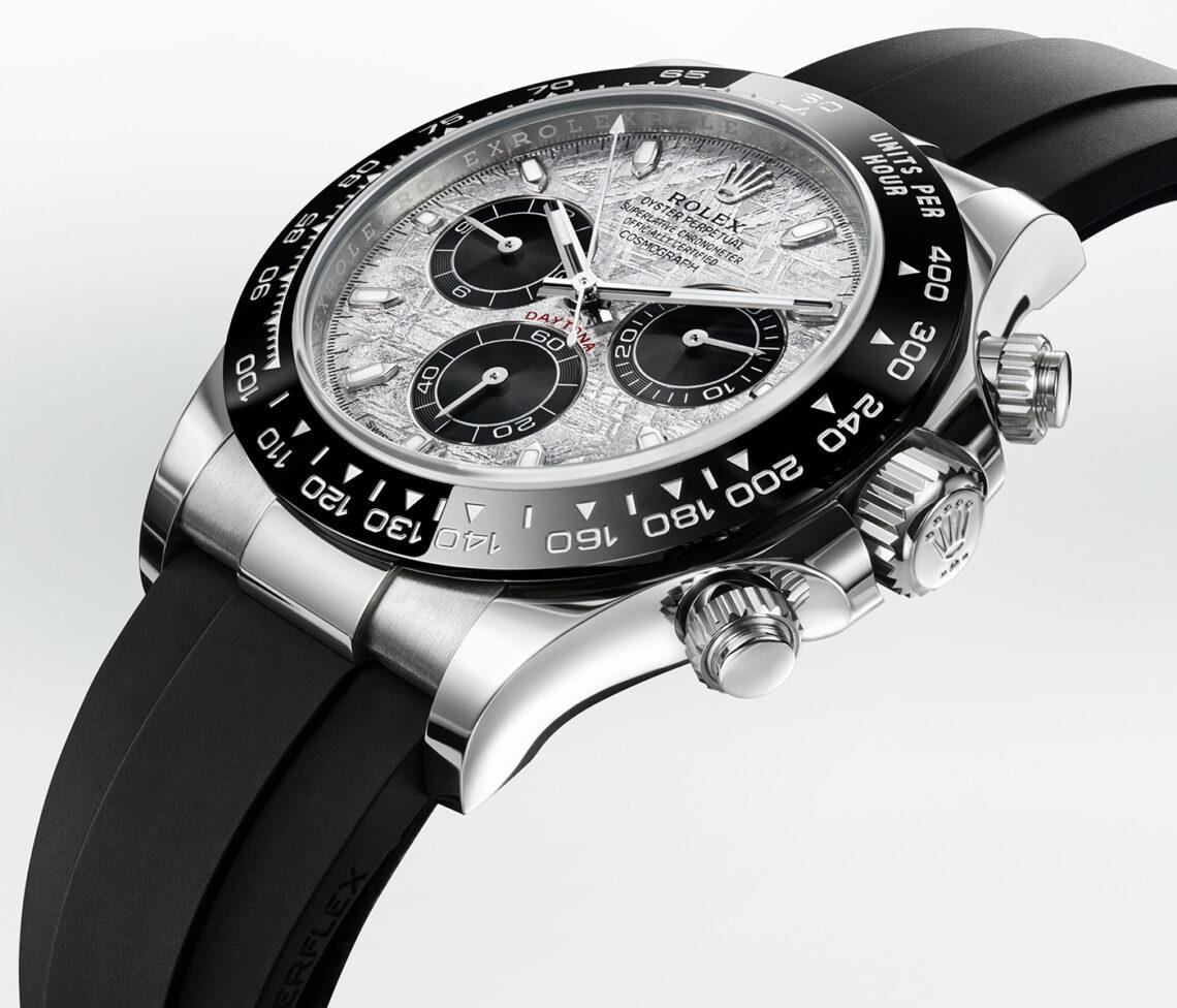 Rolex Daytona Meteorito Replica
